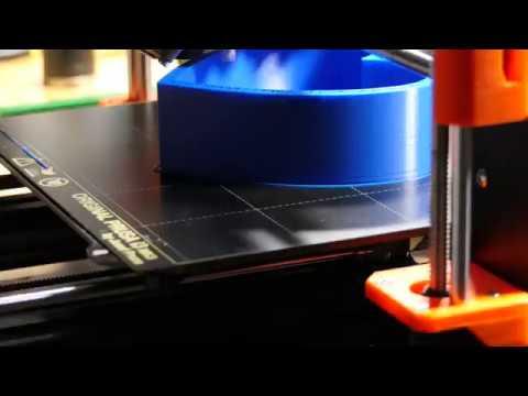 3D print, Jewelry Box TimeLapse