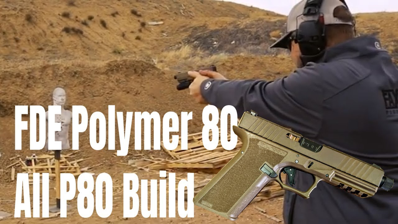 Dopest Normal Polymer80 in all the land - Shawn's PF940V2 Build
