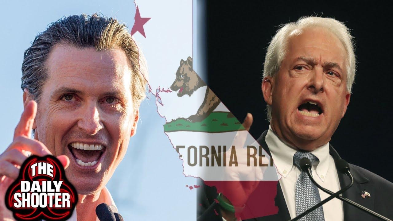 John Cox & Gavin Newsom - The 2A in CA