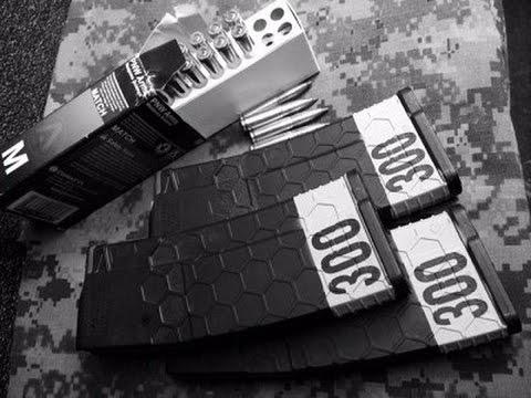 Ways to Mark Your Non 5.56 Caliber AR-15 Rifle