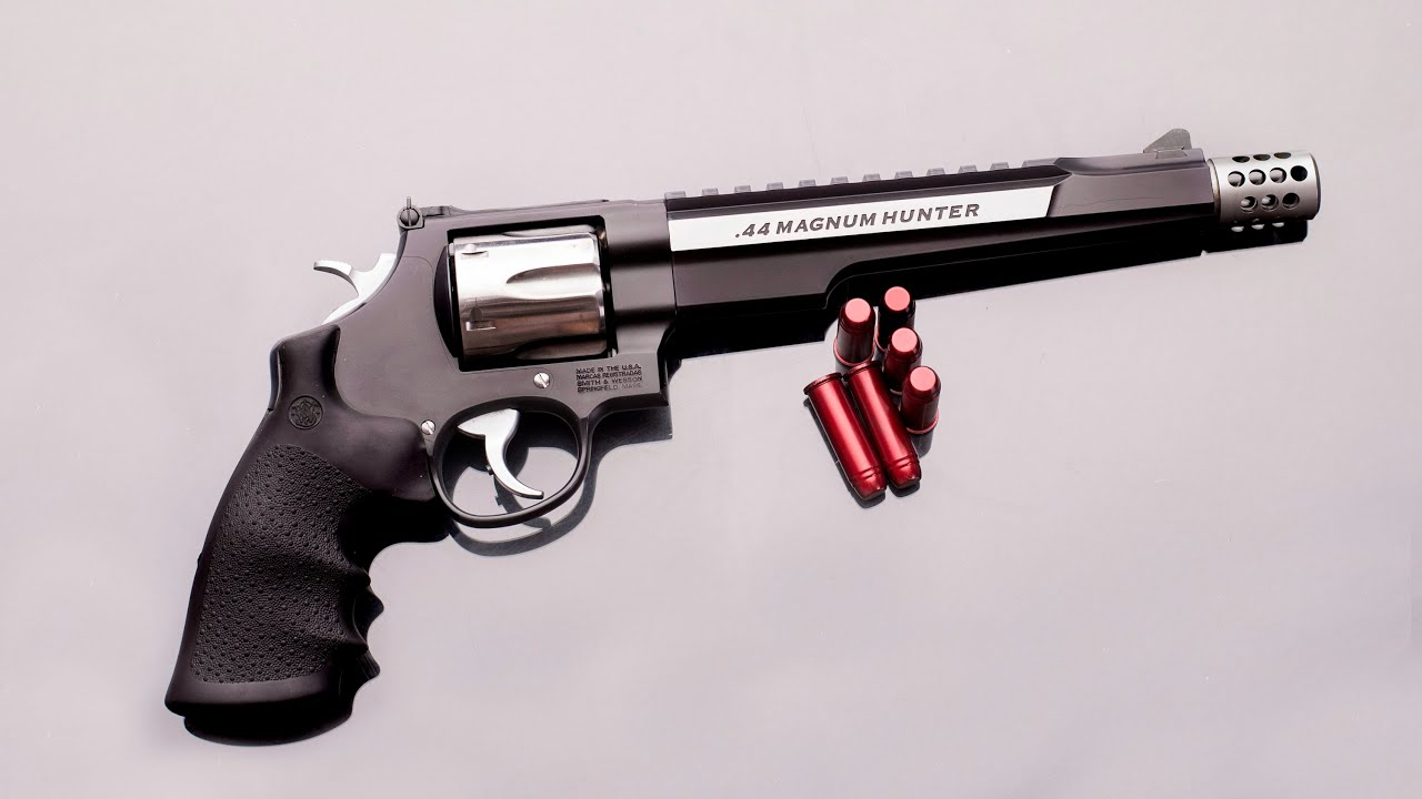 Smith & Wesson Performance Center .44 Magnum Hunter Part 2