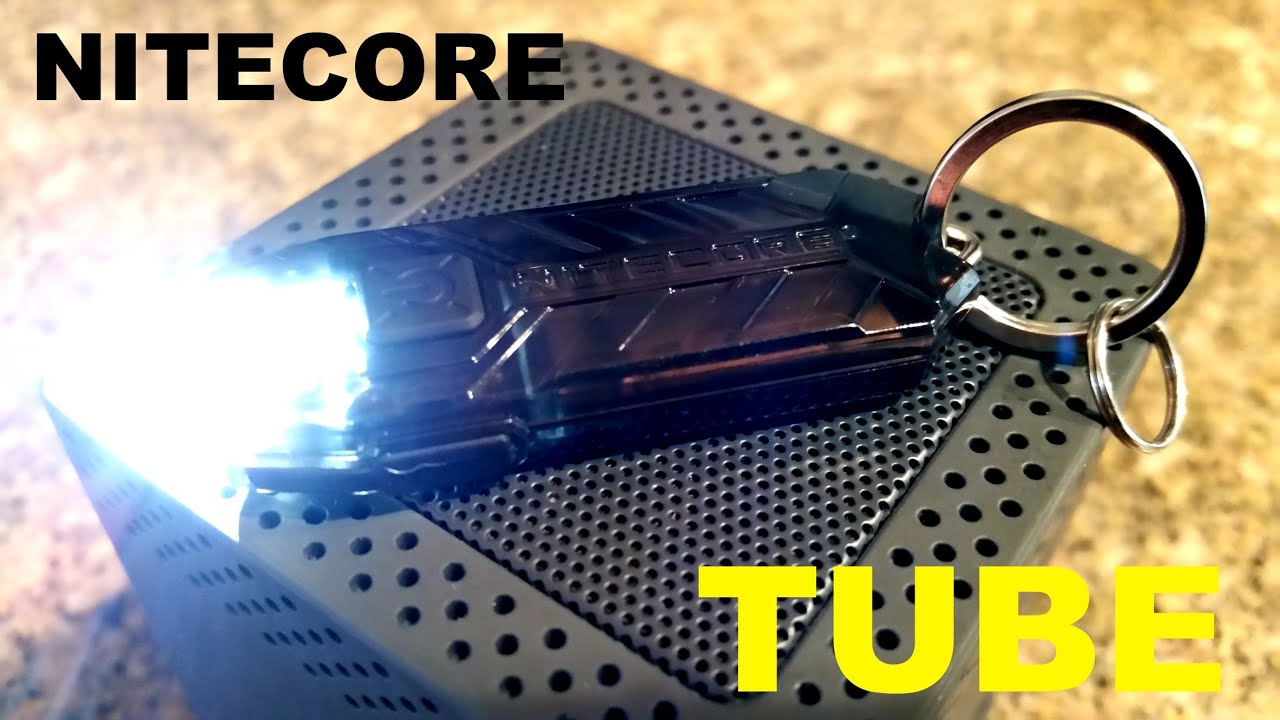 NITECORE Tube Review  Best minimalist flashlight