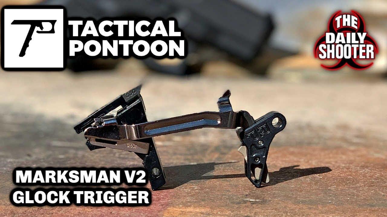 Incredible Glock Trigger Tactical Pontoon Marksman V2