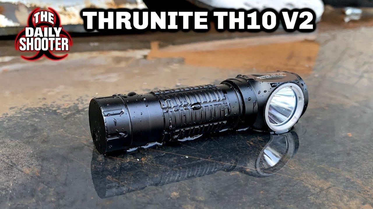 Thrunite TH10 V2 2,100 Lumen Throwing Headlamp