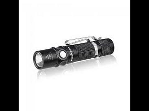 Fenix RC05 Flashlight Review