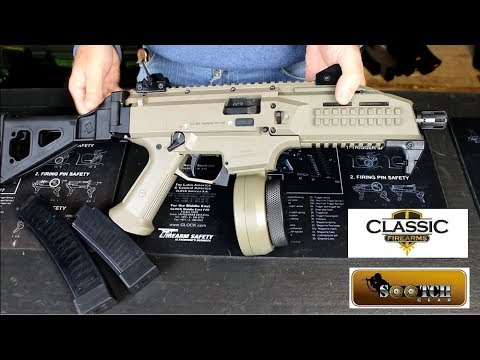 CZ Evo 3 Giveaway Package from Classic Firearms!