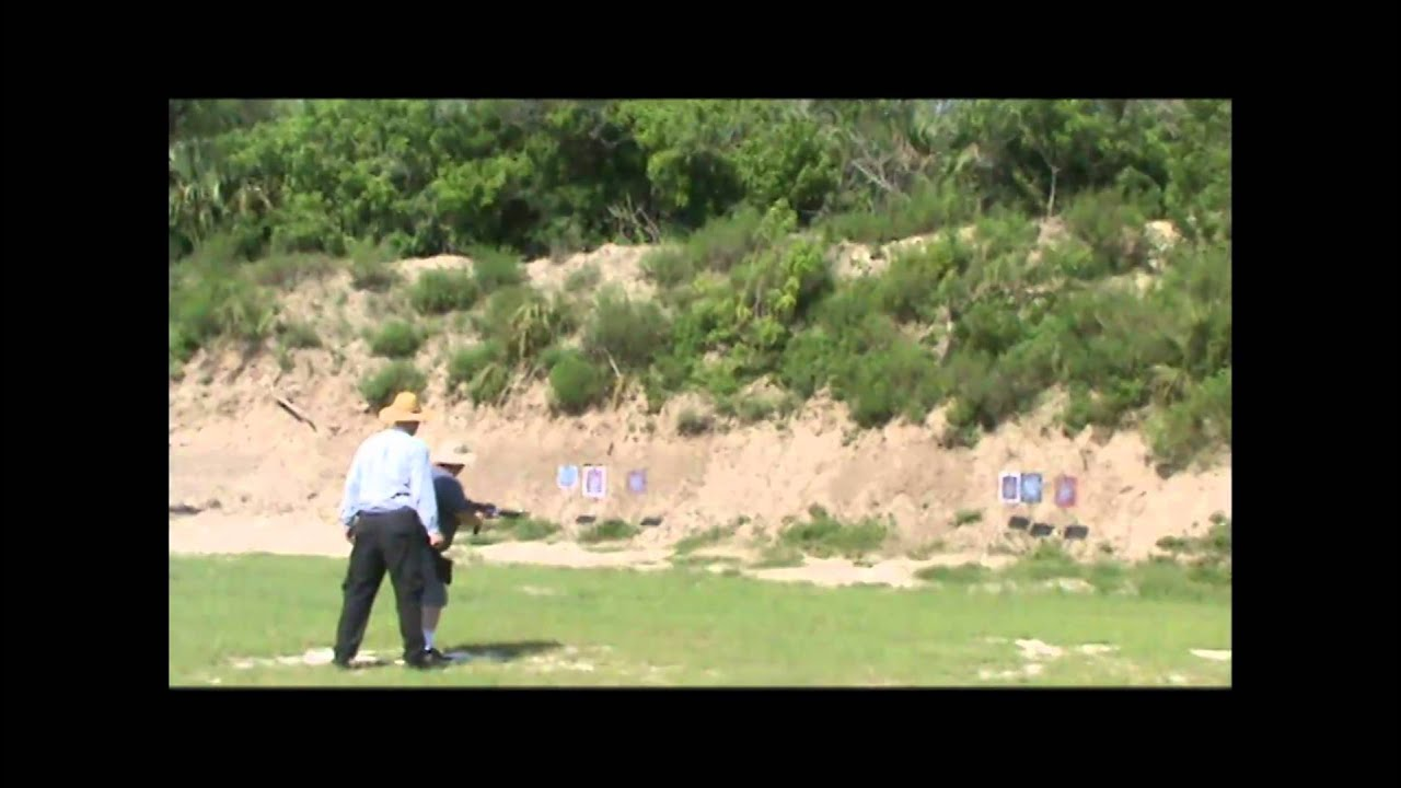 Bay 2 July 2012 FL Subgun Match Uzi