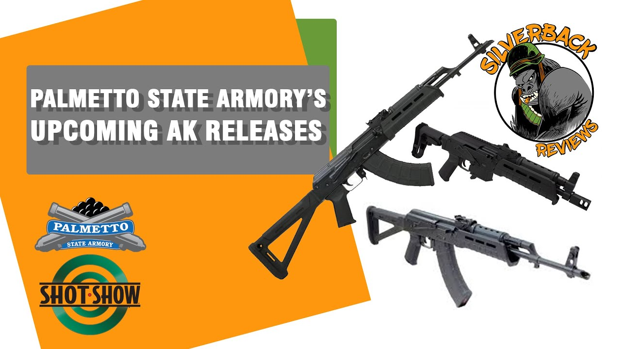 Palmetto State Armory's Upcoming AK releases