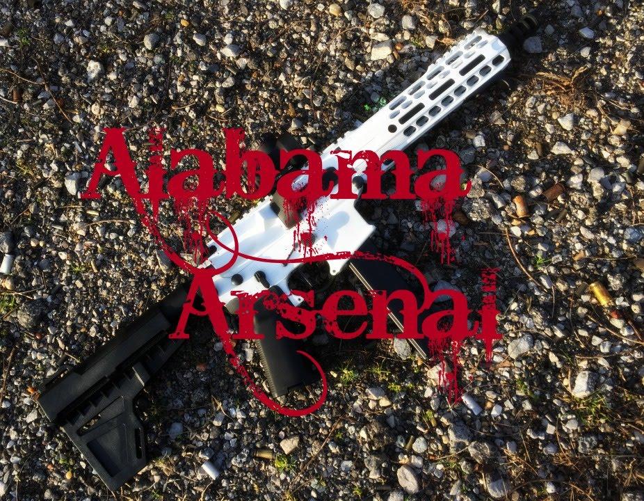 Stormtrooper AR 9mm Build