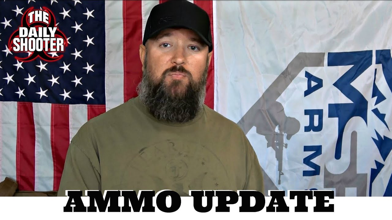 California Ammo Update It's Back!