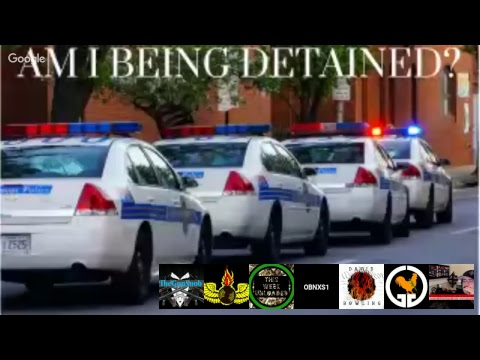 C4 Defense LIVE | You Are Being Detained 3.7.19