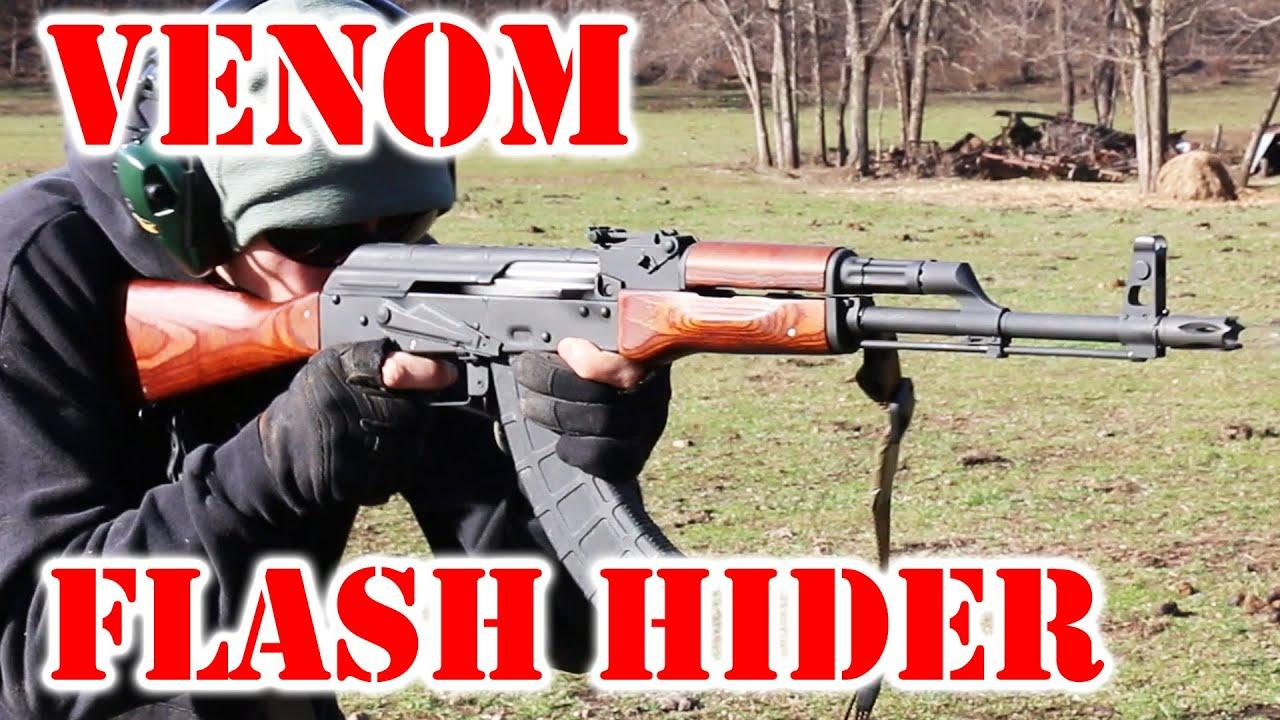 Venom AK47 (AKM) Flash Hider