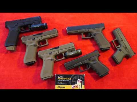 Glock 19x 9mm Pistol Review