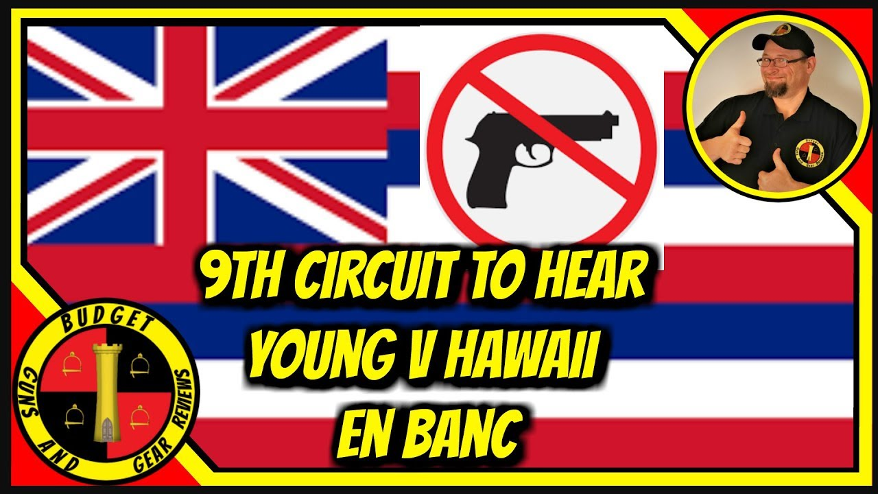 9th Circuit Court Of Appeals To Hear Young v Hawaii En Banc