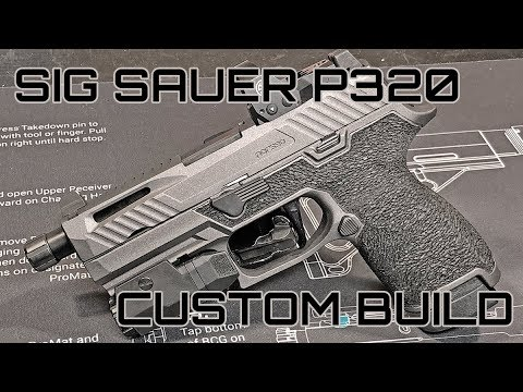 SIG P320 Custom Build