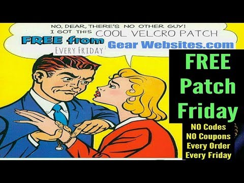 FREE Patch Friday - Daily Gun Show #785