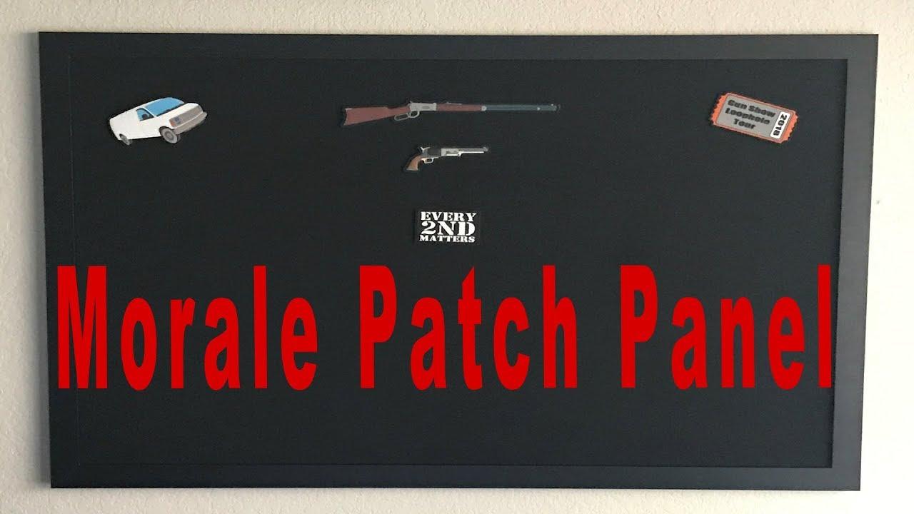 2A Morale Patch Panel - C4Defense
