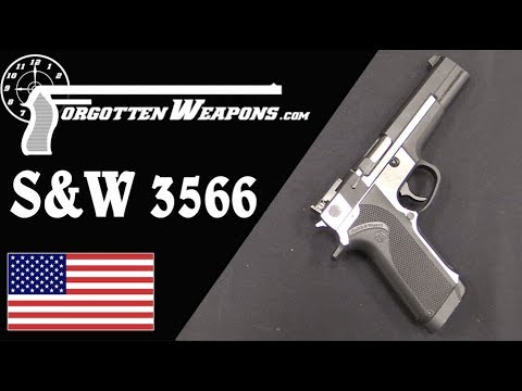 S&W 3566: An IPSC Game-Changer that Didn't
