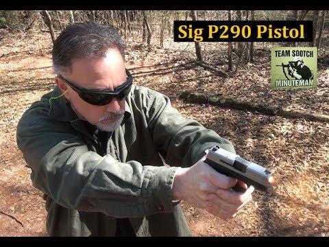 Sig P290 Pistol