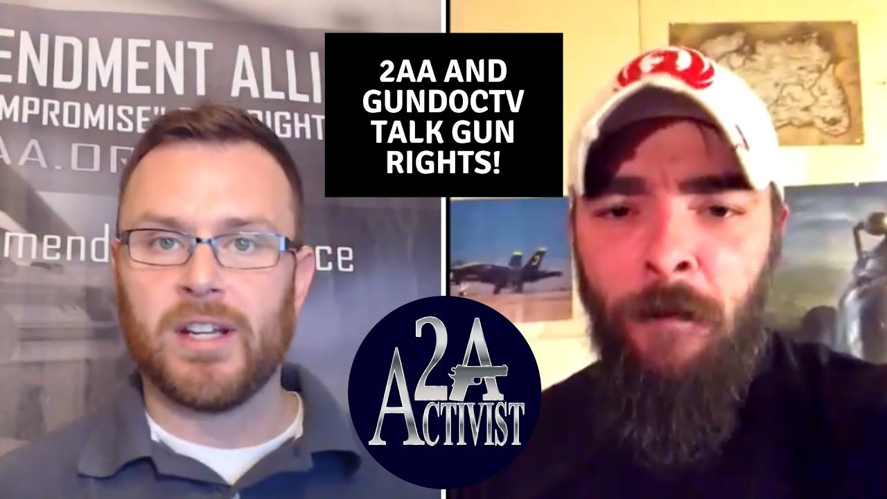 GunDoctorT.V. on the 2AA Show! Episode 46!
