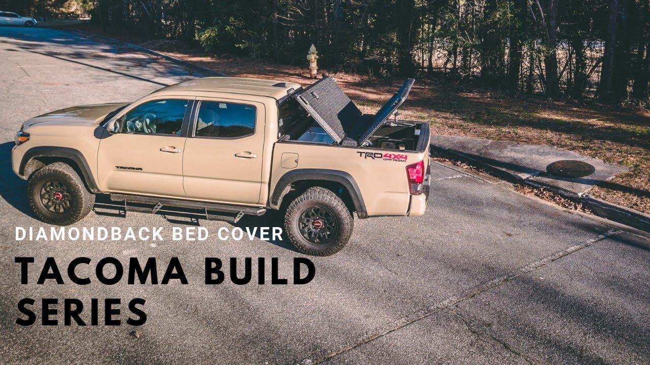 Diamondback Bed Cover - 2019 Tacoma TRD Off Road