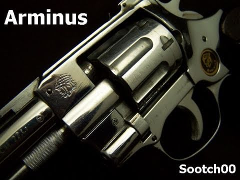 Arminus 22 Revolver    F.I.E.