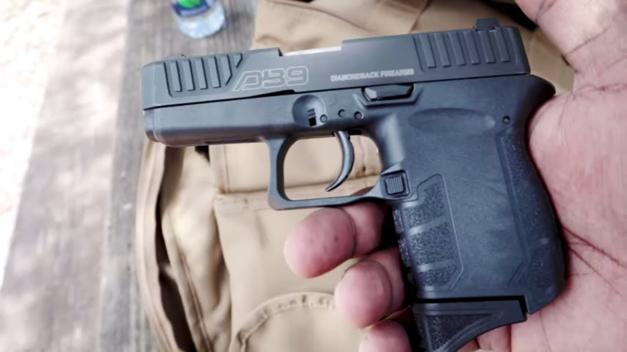 Diamondback DB9 Gen 4 Concealed Carry // Is It Any Good?