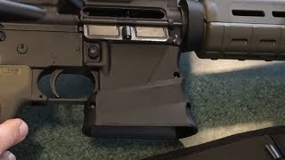 Armaspec Rhino R-23 Tactical Magwell Funnel and Grip