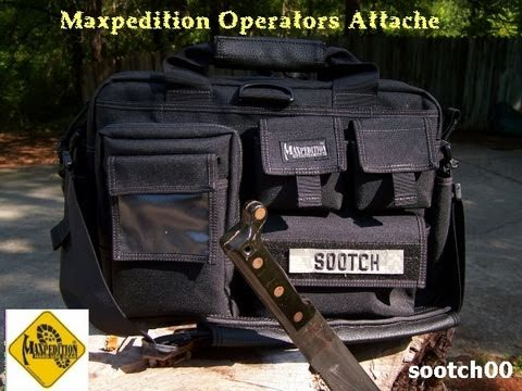 Maxpedition Operator Tactical Attache