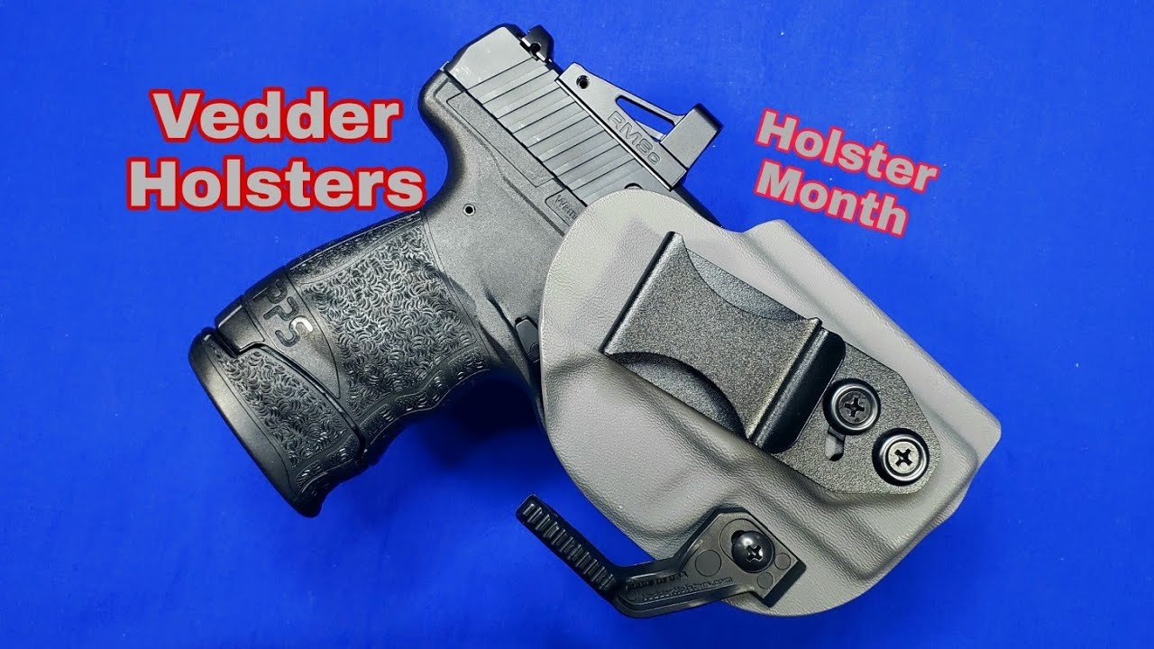 VEDDER HOLSTERS: ONCE AGAIN AMAZING