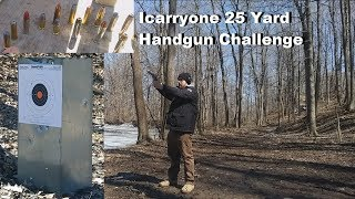 VR: Icarryone 25 Yard Handgun Challenge