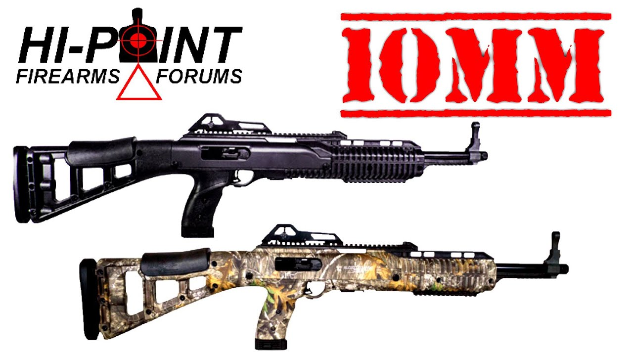 Hi-Point 10mm Overview