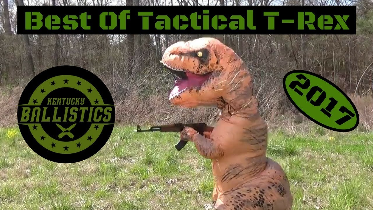 Best Of Tactical T-Rex 2017