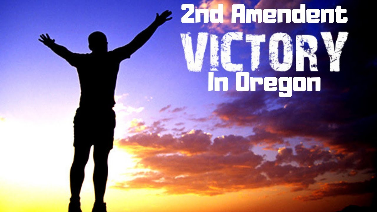 2A VICTORY in Oregon!