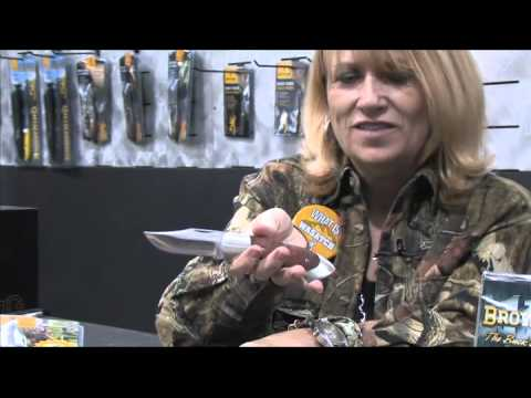 Model 111 Knife at the 2010 SHOT Show