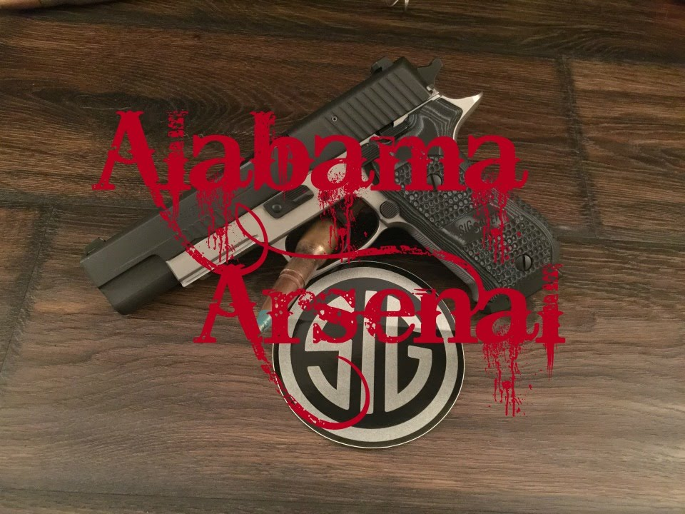 Sig P220 10MM Shooting Review