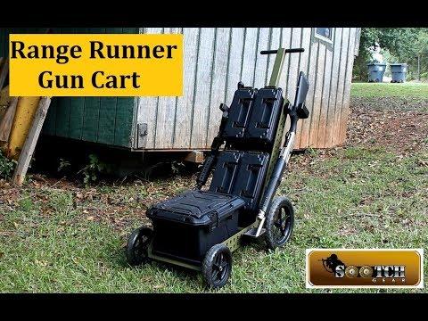 Range Runner Gun Cart