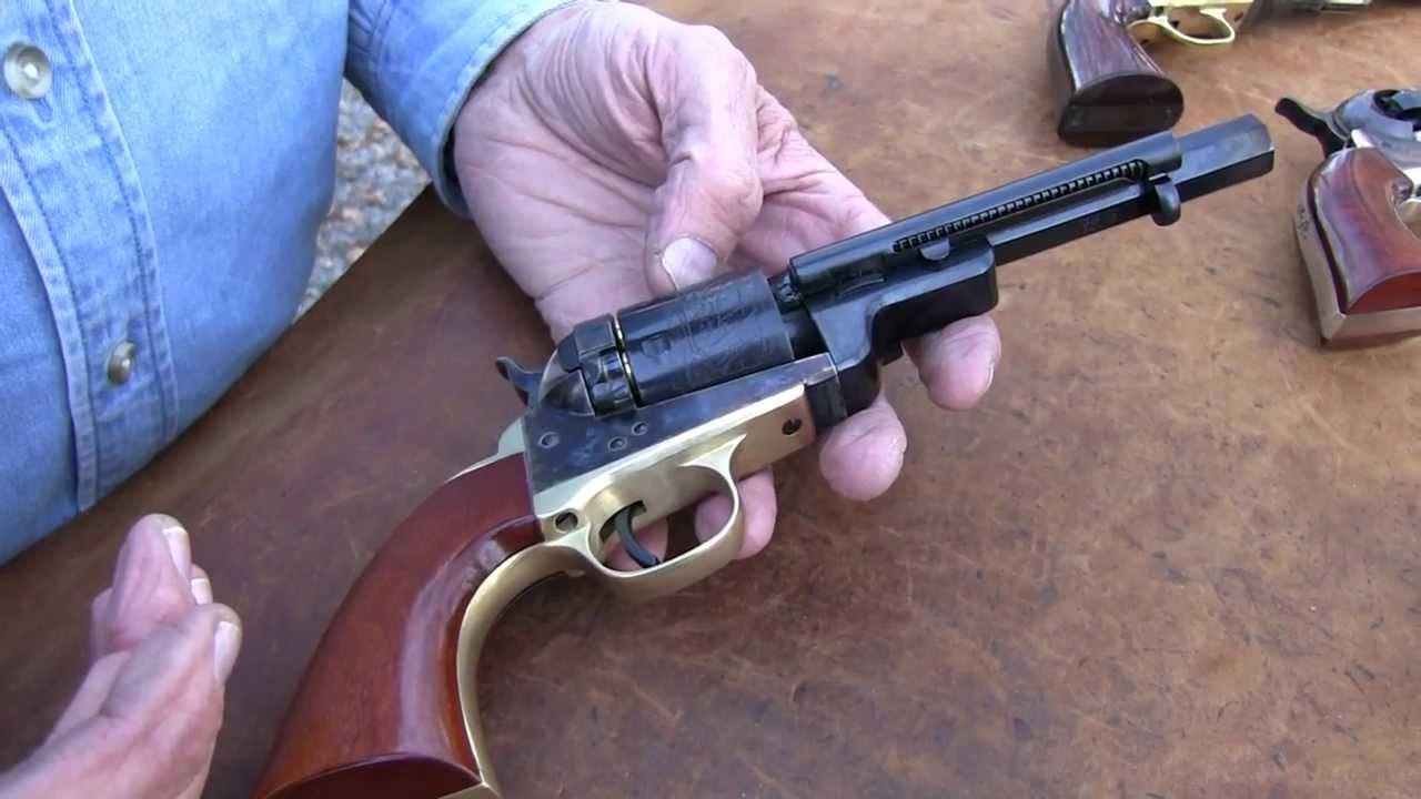 1851 Navy Colt Cartridge Conversion  ( Taylor's & Company)
