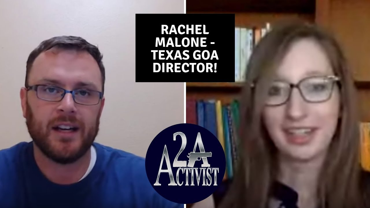 Interview: Rachel Malone - GOA Texas Director! 2AA Show Episode 30