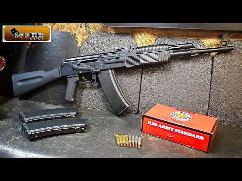 Molot Vepr AK-74 Rifle Review