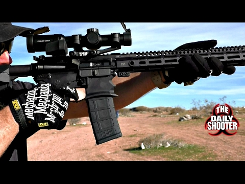 Primary Arms 1-8 with ACSS Reticle Review