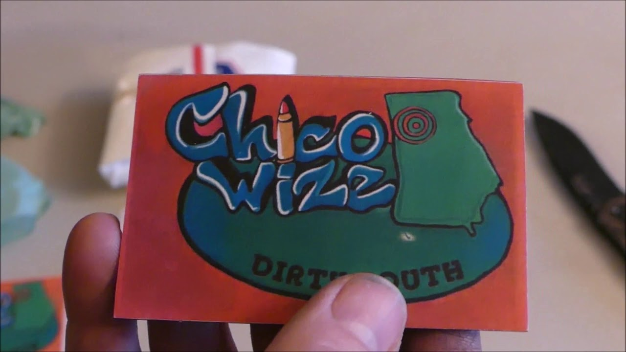 Mail Call 3 30 19 Something from Chicowize!!!!