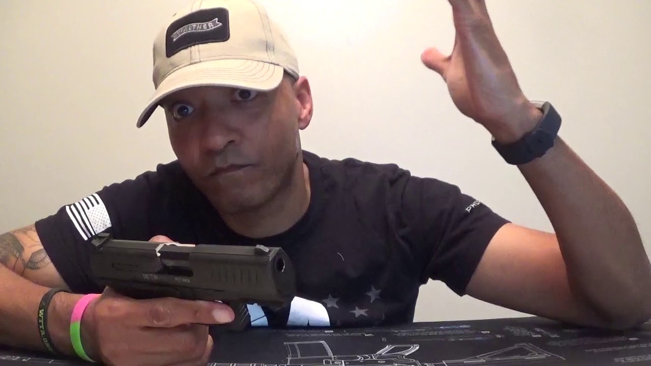 M-W Tactical Review - Back to Basics Trigger Control