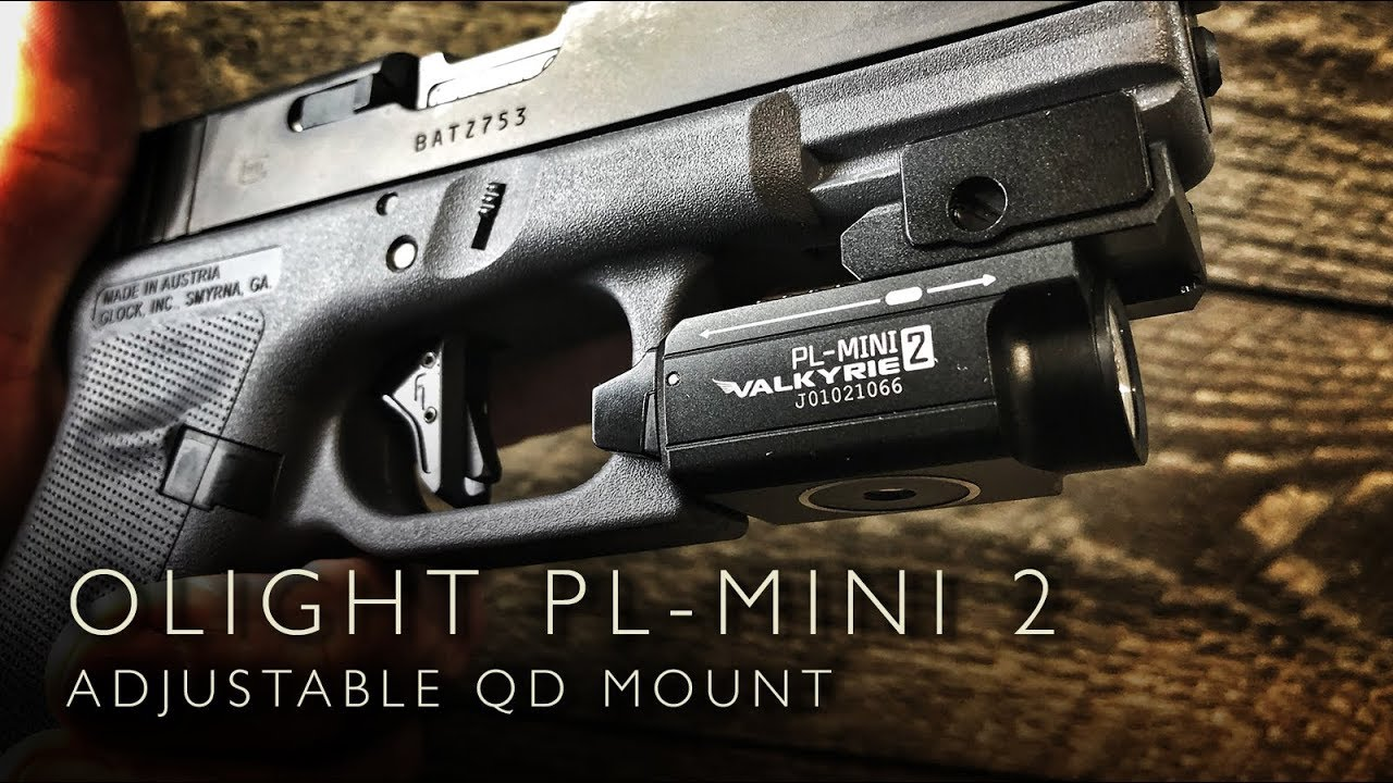Adjustable - Olight PL Mini 2