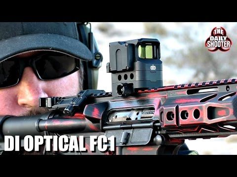 DI Optical FC1 Prismatic Red Dot PREVIEW TRAILER