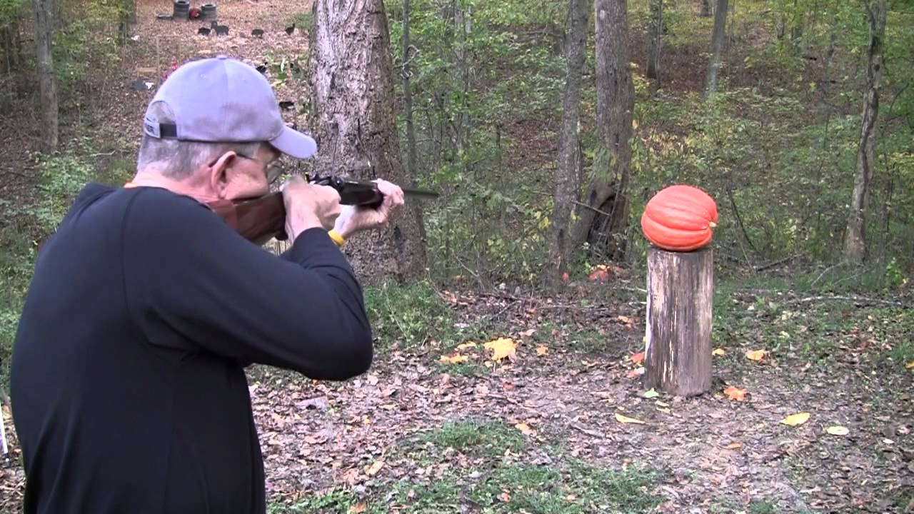 Giant Pumpkin Shoot II