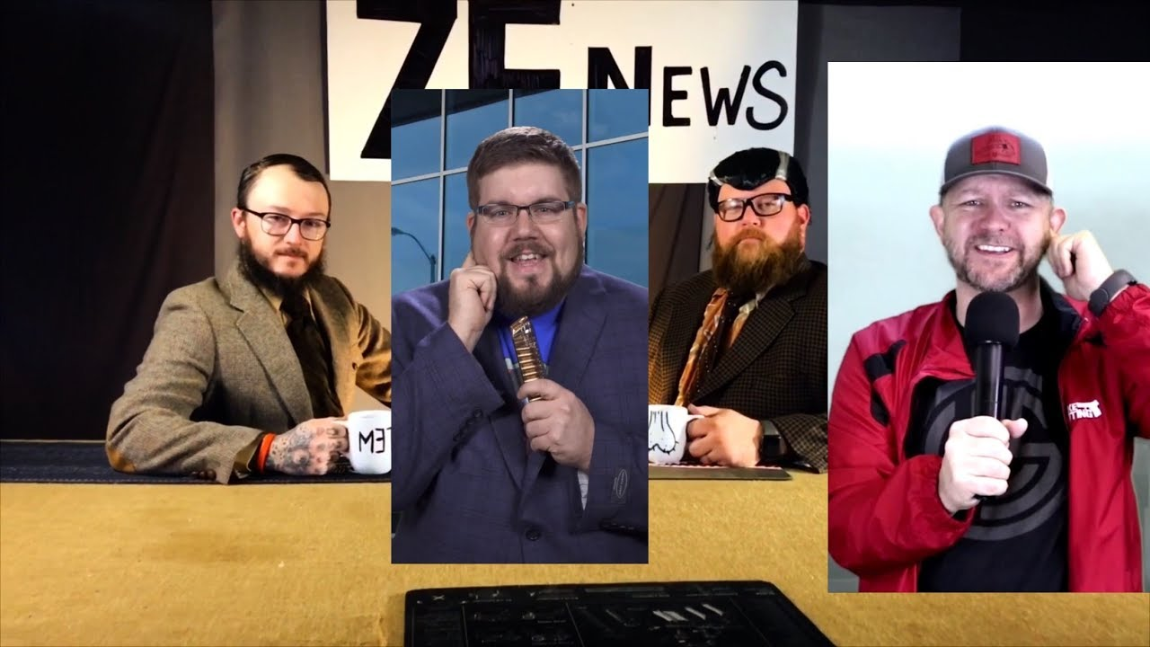 LIVE with Jon Patton/TGC  and Shawn Herrin/ We Like Shooting Show
