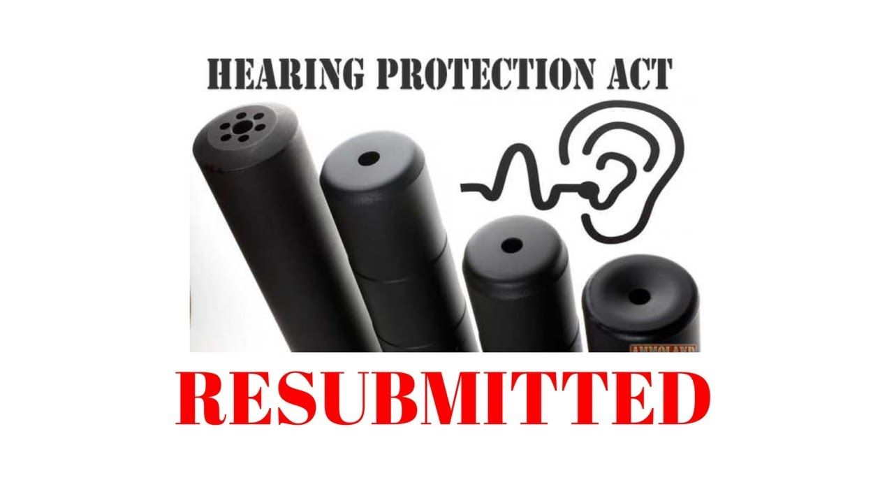 Hearing Protection Act of 2019