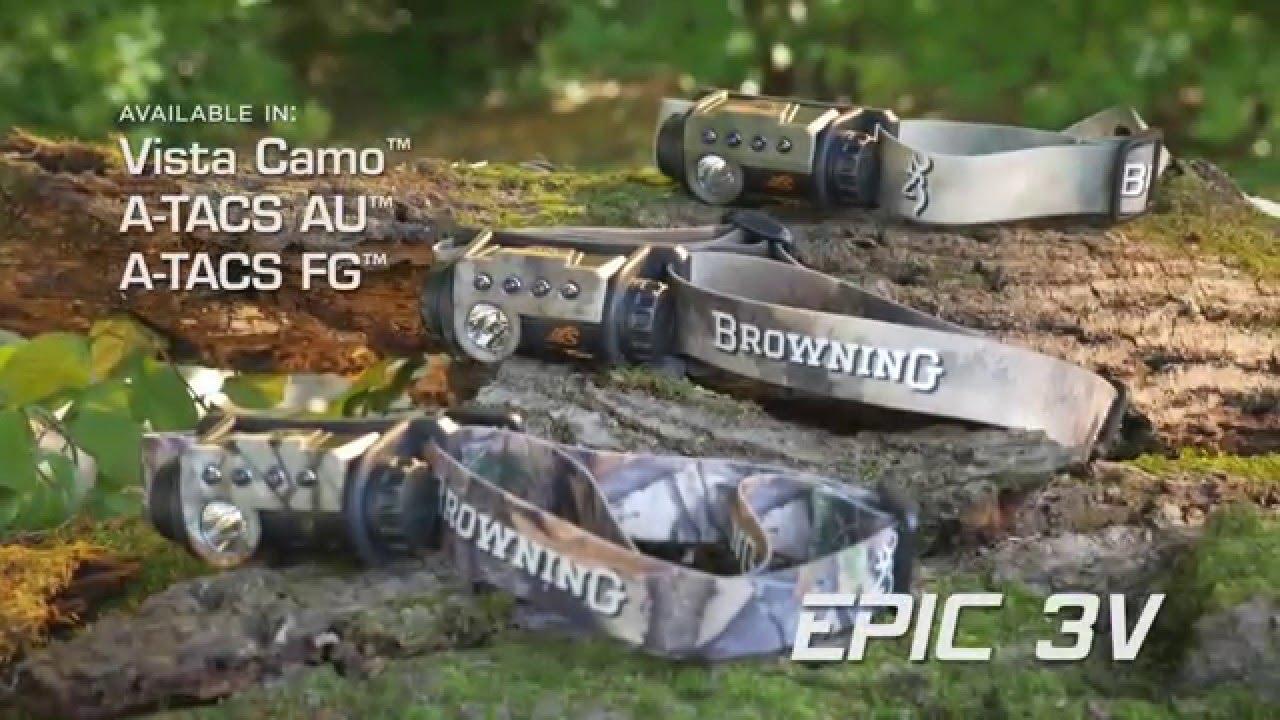 Browning Epic 3V Headlamp V4