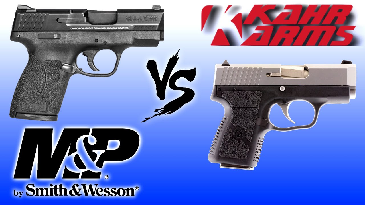 CCW Choices They're Not All Equal